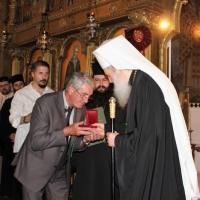 Въдворяване на архимандрит Пахомий като ректор на Софийската духовна семинария_2