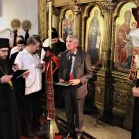 Въдворяване на архимандрит Пахомий като ректор на Софийската духовна семинария_3