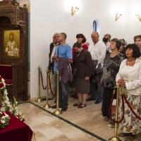 Празнична вечерня в столичния митрополитски храм Св. Марина