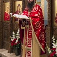 Архимандрит Василий - новият протосингел на Софийска епархия