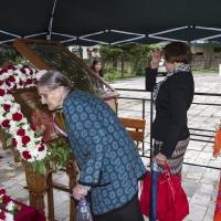 Поклонение пред Иверската чудотворна икона и мощите на св. вмчца Марина