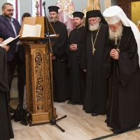 Архиерейска св. Литургия в митрополитския храм Св. Марина