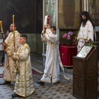 Малък вход - със светото евангелие