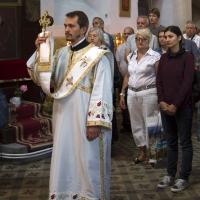 Празнична св. Литургия в храм Св. Илия в Княжево