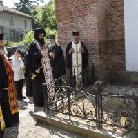 Трисагий при гроба на епископ Константин