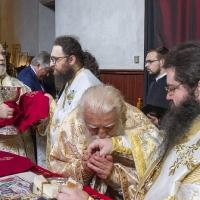 Свещеническо причащение