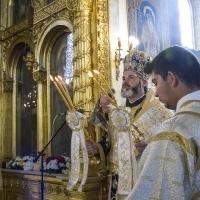 Патриаршеска св. Литургия в храм Св. Седмочисленици