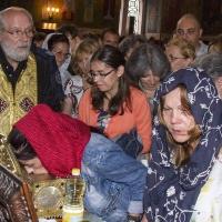 Поклонение на мощите на св. вмчк Пантелеймон