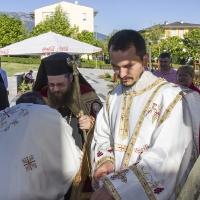 Посрещане на Белоградчишки епископ Поликарп