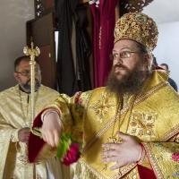 Белоградчишкият епископ Поликарп освети нов храм в столичния комплекс София парк