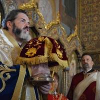 Архиерейска св. Литургия в Руската църква