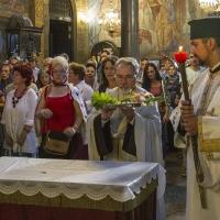 Внасяне на св. Кръст