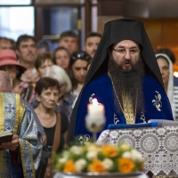 Богородичния канон с архимандрит Василий