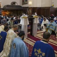 Коленопреклонна молитва