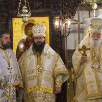 Патриаршеска св. Литургия в храм Преображение Господне