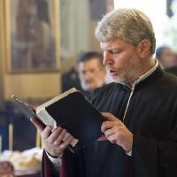 Апостолско четиво с г-н Йордан Банев