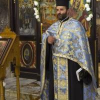 Протоиерей Симеон Иванов, предстоятел на храма