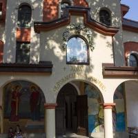 Храм Рождество Богородично в кв. Лагера