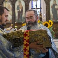 Ставрофорен иконом Ангел Ангелов - евангелско четиво
