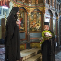 Поздравления към протосингела на Софийска св. митрополия