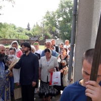 Храмов празник в храм Успение Богородично в Малашевци_16