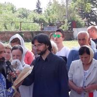 Храмов празник в храм Успение Богородично в Малашевци_17