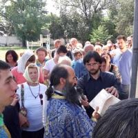 Храмов празник в храм Успение Богородично в Малашевци_18
