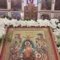 Храмов празник в храм Успение Богородично в Малашевци_1