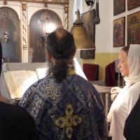Храмов празник в храм Успение Богородично в Малашевци_8