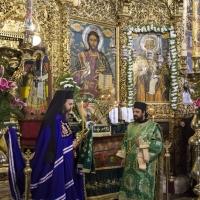 Празнична св. Литургия за Успение на преп. Иоан Рилски