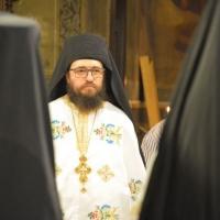 Архимандрит Пахомий, ректор на Софийската семинария