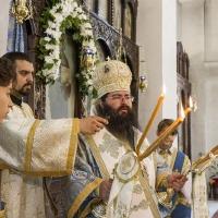 Архиерейска св. Литургия за Рождество Богородично