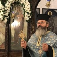 Ставрофорен иконом Ангел Ангелов - духовен надзорник на Софийска епархия