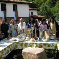 Празник в манастир Седемте престола