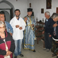 Празник в манастир Седемте престола за Рождество Богородично