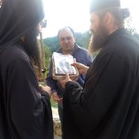 В Суковския манастир