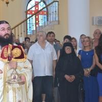 Велик вход на литургията - с архимандрит Василий
