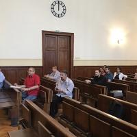 Докторантска защита в Богословския факултет