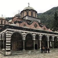 Съборната църква на Рилския манастир