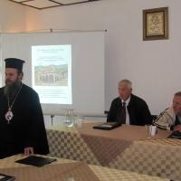 Дискусия - изказване на митрополит Серафим
