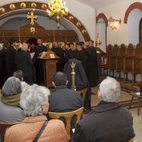 Концерт на хор Св. Наум Охридски в Зимния параклис