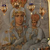 Супрасълската чудотворна икона на Пресвета Богородица. Сн.: Андрей Горбунов
