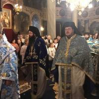 Патриаршеска св. Литургия в Стара Загора
