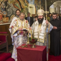 Света Литургия и водосвет за новата учебна година в Богословския факултет