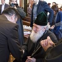 Поздравления от Негово Светейшество патриарх Неофит
