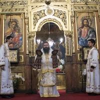 Архиерейска св. Литургия за празника на св. крал Стефан Милутин