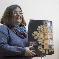 Д-р Златина Каравълчева представя албума с икони