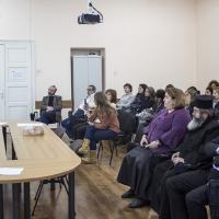 Среща с учителите по Религия и катехизаторите от неделните училища в София
