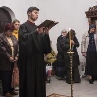Апостолско четиво - с Войден Божков