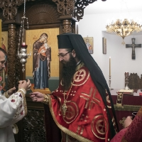 Обновление на параклис Св. Козма и Дамян в Обрадовския манастир